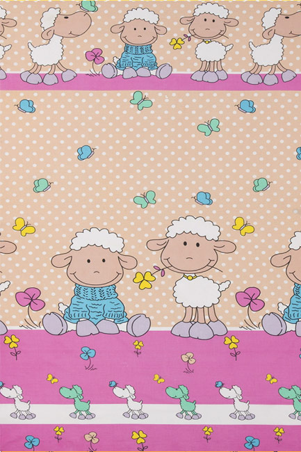 Owce beżowe