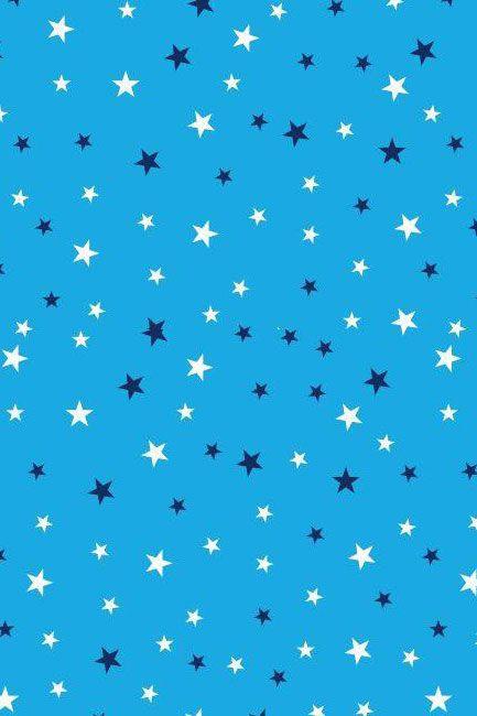 Gwiazdki na błękicie