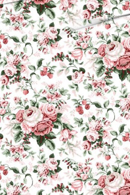 Róże na białym