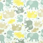 Słonie beżowe