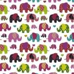 Słoniki kolorowe