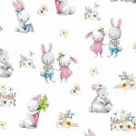 Zakochane króliczki