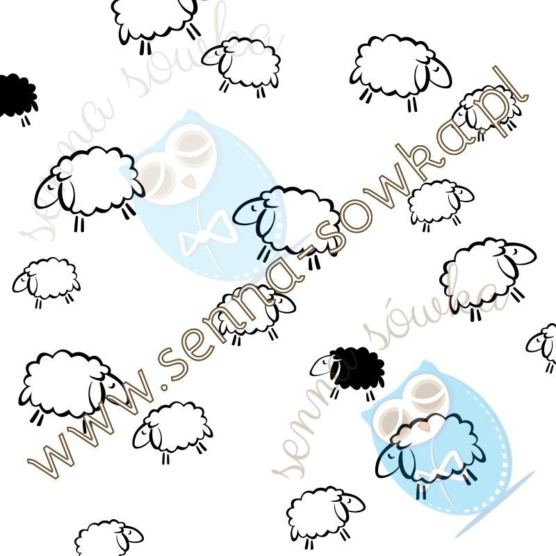 Owieczki białe