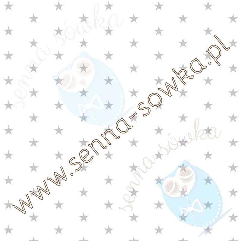 Gwiazdki biały