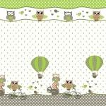 Sowy duże zielone