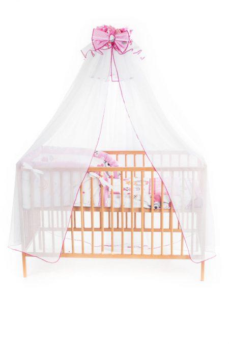 moskitiera na łóżeczko – duża