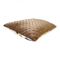 Poduszka dla dziecka MINKY karmel