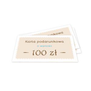 e karta prezentowa 100 pln