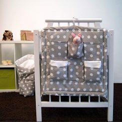 przybornik łóżeczko dziecięce