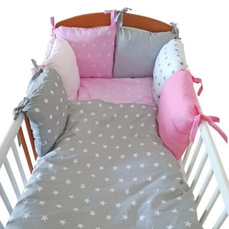 ochraniacz modułowy do łóżeczka
